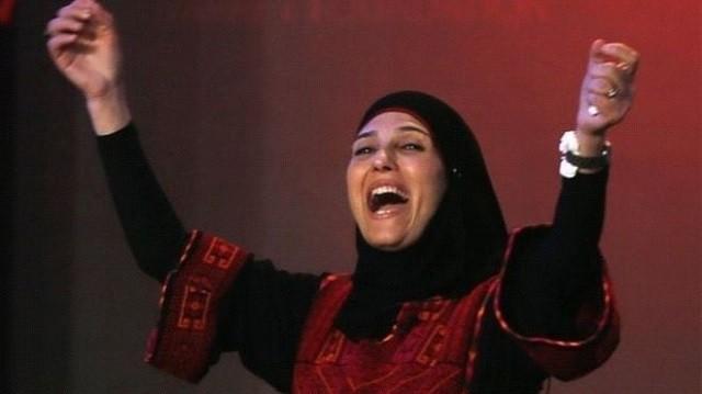 Хасан аль-Хруб – учительница из Палестины