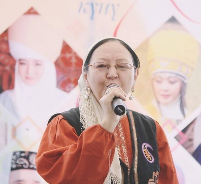 Замира Акбагышева, президента конгресса женщин Кыргызстана: