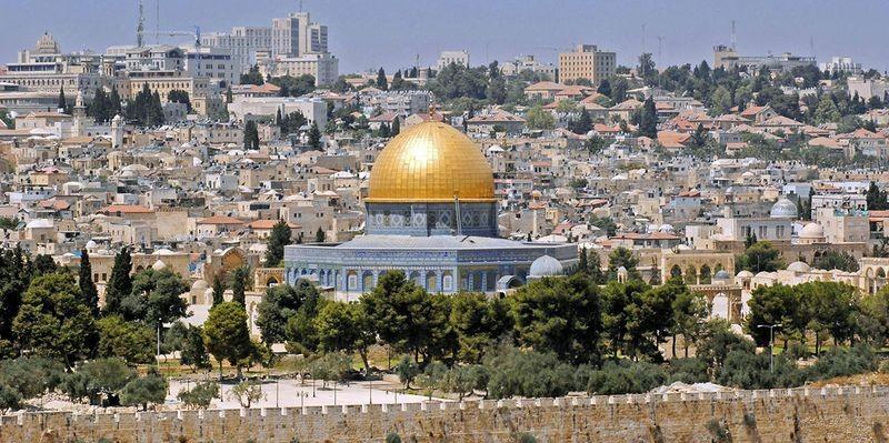 Иерусалим, США