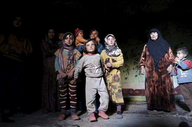 сирия, беженцы, дети