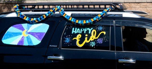 Мусульмане Орландо в честь Айта  объявили о флешмобе по украшении автомобилей (Штат Флорида, США)