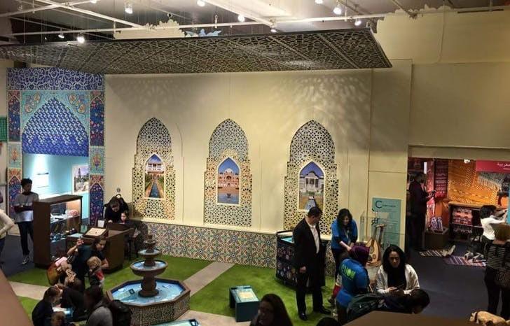 Выставка «Из Америки в Занзибар: мусульманские культуры Ближнего и Дальнего зарубежья» в Детском музее Манхэттена / Источник: MIIM Designs
