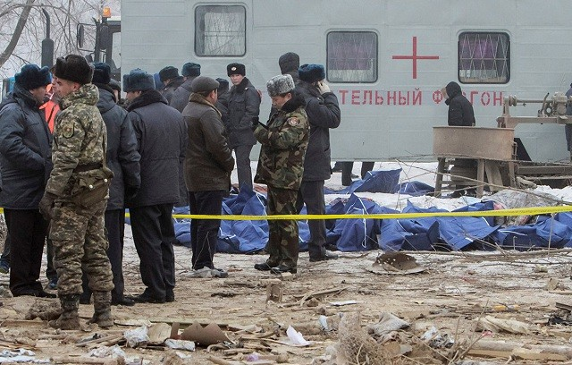 Авиакатастрофа в селе Дача-Суу возле аэропорта «Манас» под Бишкеком унесла жизни 34 человек ‒ 11 семей и 4 пилотов-иностранцев.