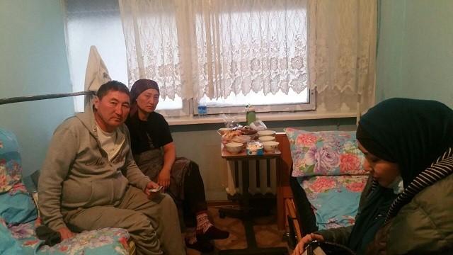 Чета Темиркановых потеряли троих детей сразу, двух несовершеннолетних дочерей (6 лет и 2 года) и 20-летнего сына.